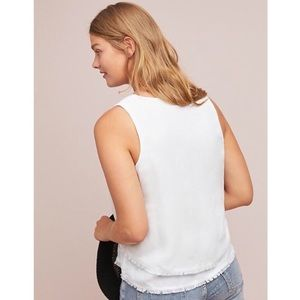 Anthropologie Tops - Anthropologie Cloth & Stone Tiered Tank